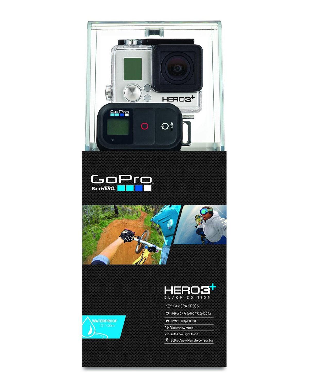 Camara Gopro Hero 3+ Black Edition - Importaciones West