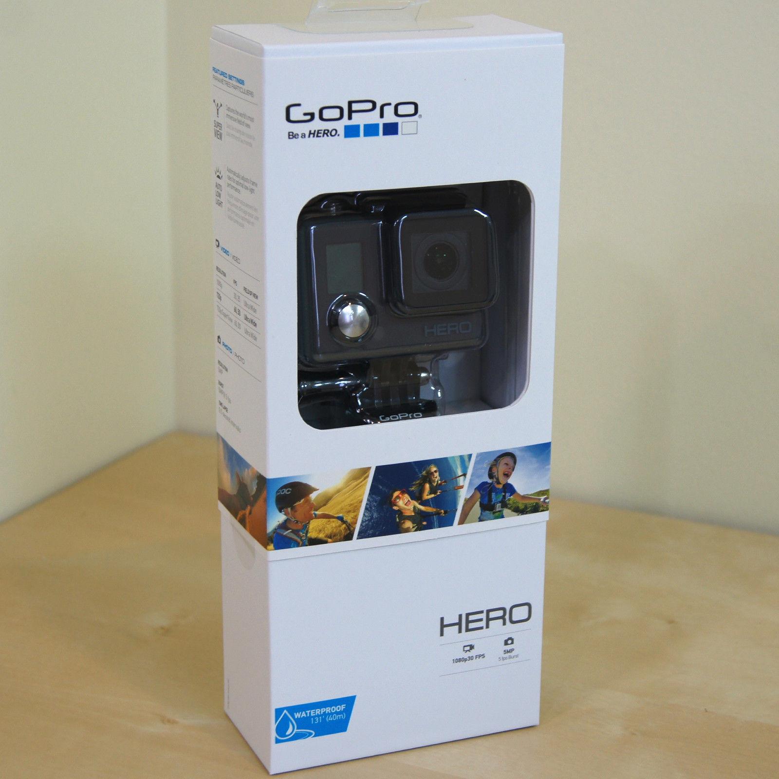 GoPro HERO HD 2014 Waterproof Action Camara Colombia - Importaciones ...