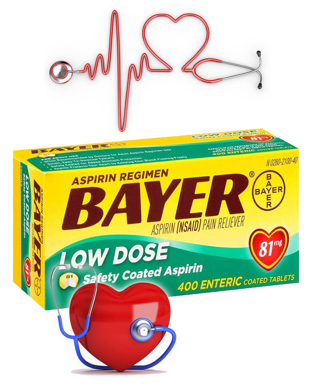 Types of Bayer Aspirin Products | Bayer Aspirin