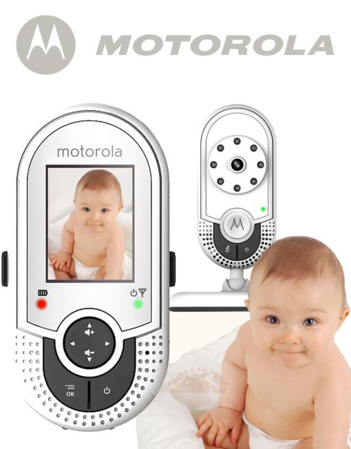 monitor bebe video motorola mbp421 alcance hasta 150 metros importaciones west. Black Bedroom Furniture Sets. Home Design Ideas