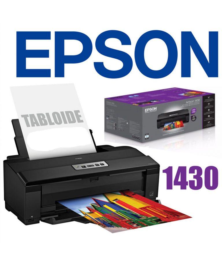 how to connect epson artisan 1430 printer to wifi