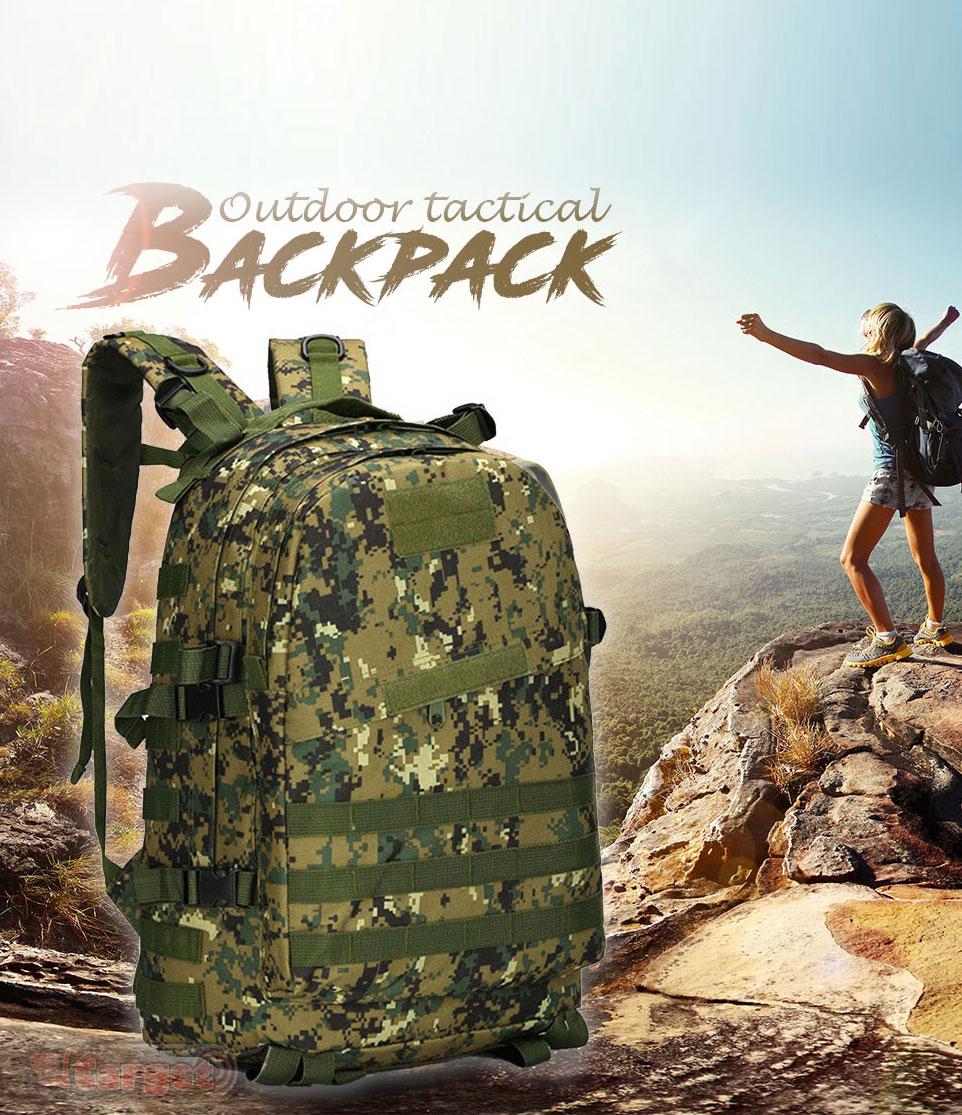 25245ea07 Morral Maleta Militar Campaña Asalto 40 Lt Camping Camuflado - Importaciones  West