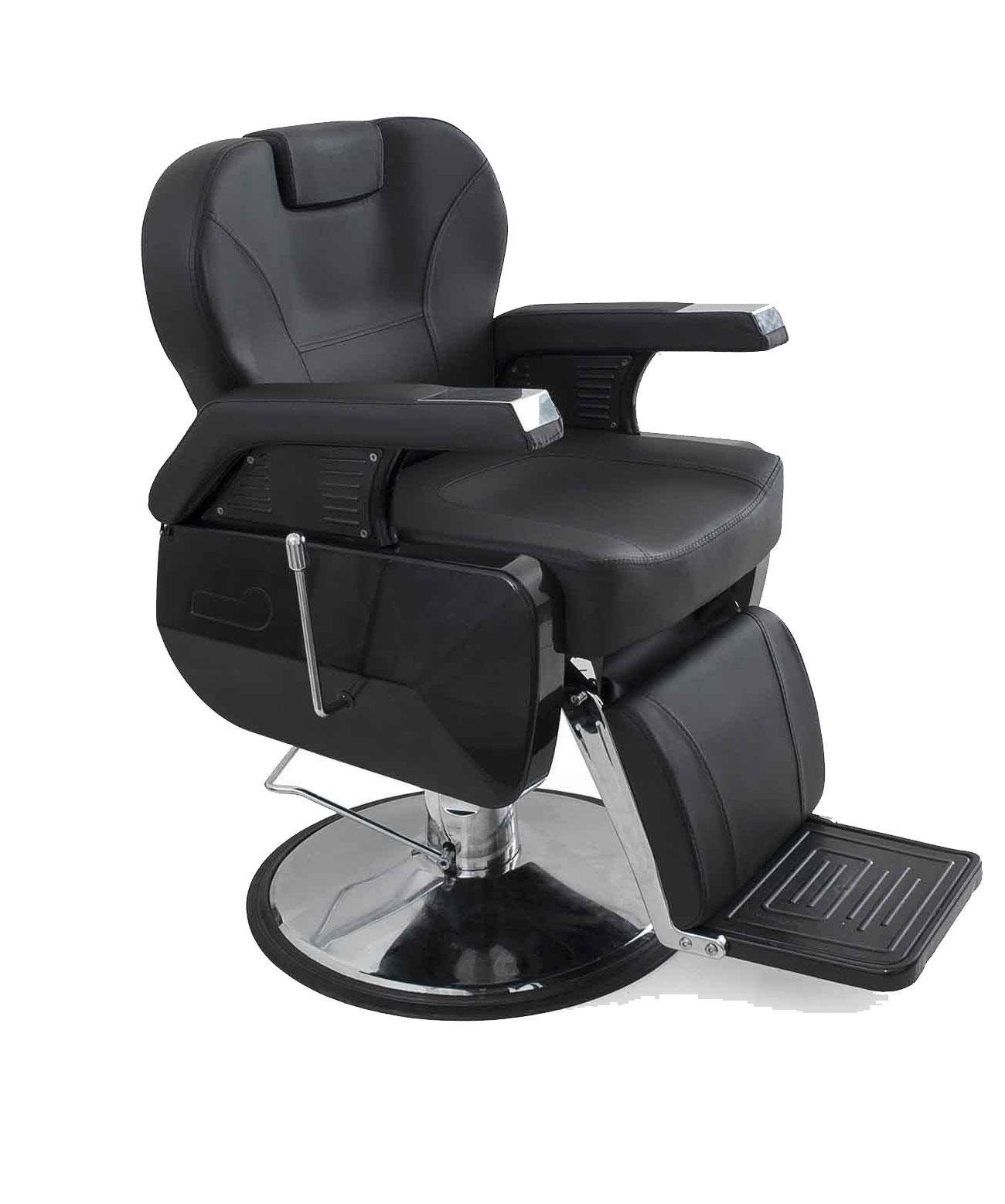 Silla sillon hidraulica reclinable estetica salon barberia for Sillas para estetica