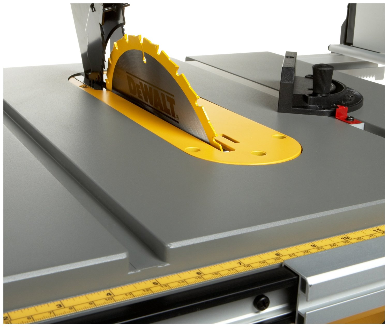Dewalt 10 sierra de mesa de trabajo compacta dw745 for Sierras de mesa