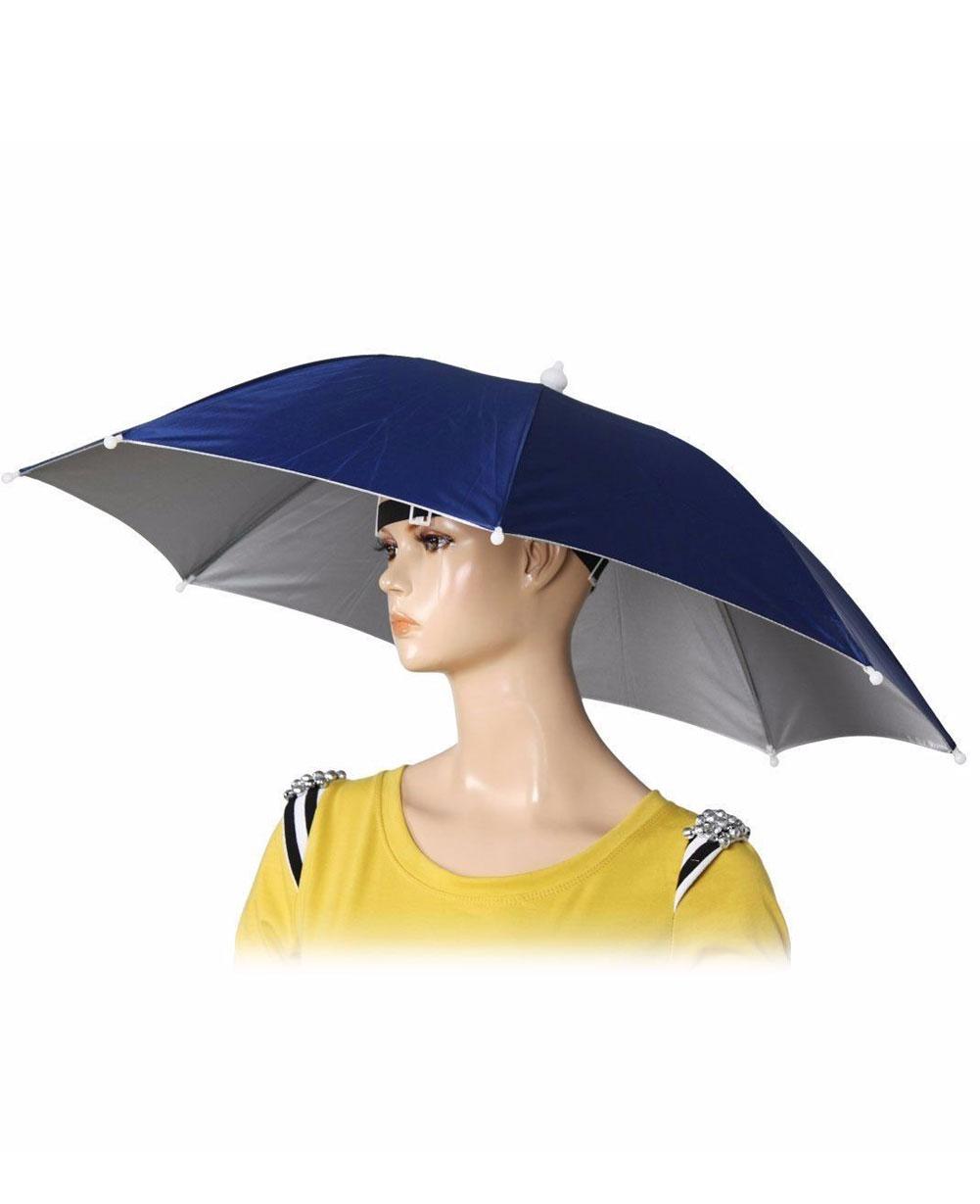 Sombrilla de cabeza para deportes y actividades manos - Sombrilla de pared ...