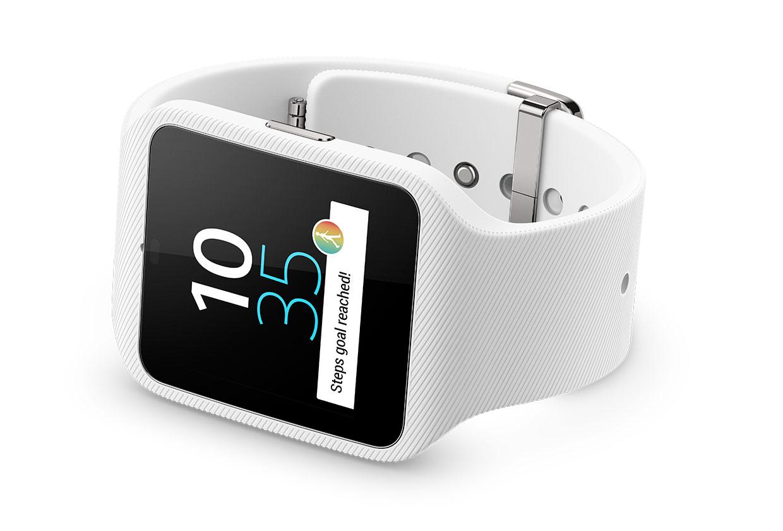 Sony Smartwatch 3. Swr50. Reloj Inteligente color Blanco ...
