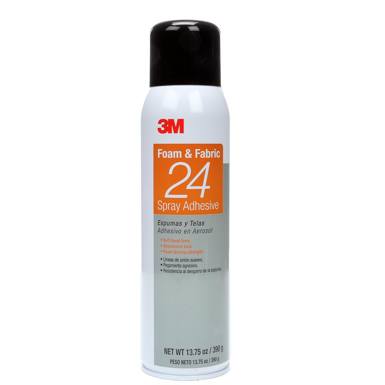 Spray adhesivo 3m en aerosol 24 para espumas y telas - Adhesivo en spray ...
